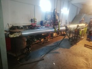 hidrolik piston tamir