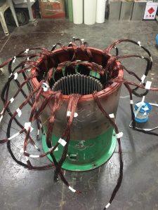 electric motor rewinder tuzla