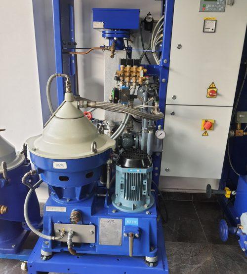 Alfa laval p615 separator